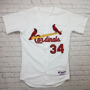 MLB Authentic St. Louis Cardinals Baseball Jersey